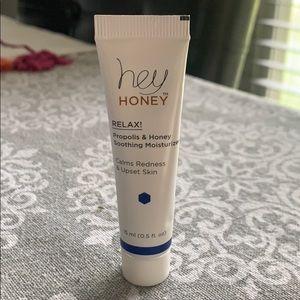 3/$15 hey honey soothing moisturizer